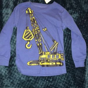 Size-2T long sleeve Tee